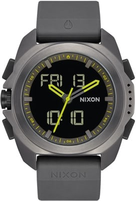 Nixon Ripley Watch - gunmetal - view large