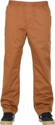Nike SB Dry Pull On Chino Pants - light british tan