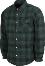 Brixton Cass Jacket - black/green