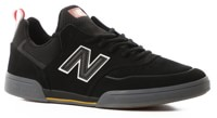 New Balance 288S Skate Shoes - (jack curtin) black/grey