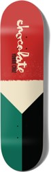 Chocolate Cruz Giant Flags 8.1875 Skateboard Deck