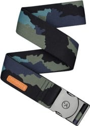 Arcade Belt Co. Ranger Belt - teal/deep sea camo