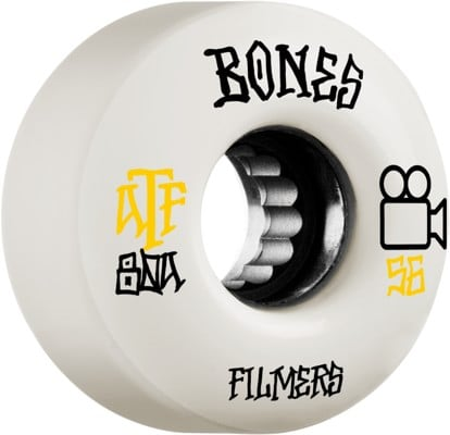 Bones ATF All-Terrain Formula Skateboard Wheels - view large