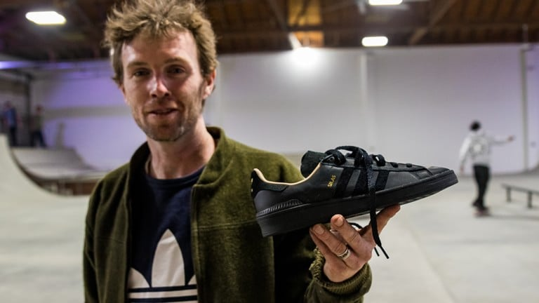 Adidas x Silas Baxter-Neal Campus ADV Launch Party