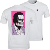 Girl Skull of Fame T-Shirt - (andy kaufman) white