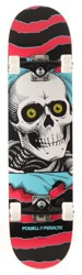 Powell Peralta Ripper One-Off 7.75 Complete Skateboard - pink