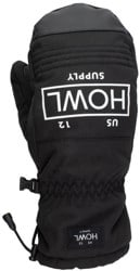 Howl Team Mitts - black