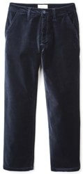 Brixton Women's Victory Chino Pants - navy cord