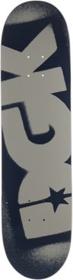 DGK OG Logo 7.9 Skateboard Deck - navy/grey - view large