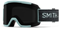 Smith Squad ChromaPop Goggles + Bonus Lens - pale mint/sun black lens + standard yellow lens