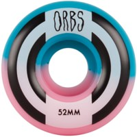 Orbs Apparitions Skateboard Wheels - pink/blue splits (99a)