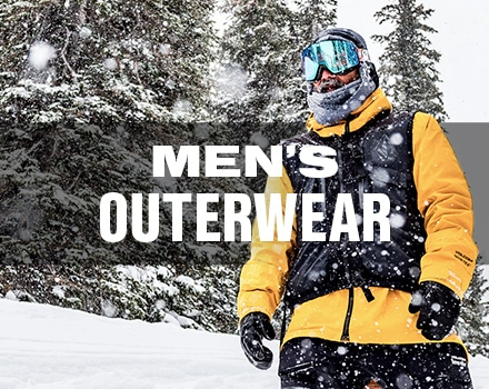 Mens snow pants and jackets