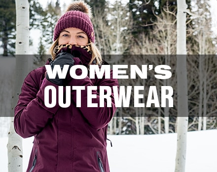 Womens snow pants and jackets
