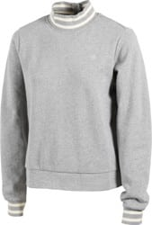 Brixton Women's Kramer Sweatshirt - heather grey