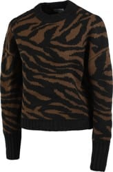 Brixton Women's Claudia Sweater - zebra