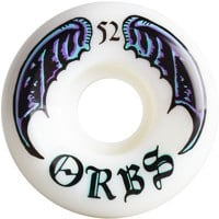 Orbs Specters Skateboard Wheels - white 52 (99a)