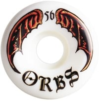 Orbs Specters Skateboard Wheels - white 56 (99a)