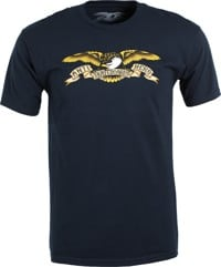Anti-Hero Eagle T-Shirt - navy