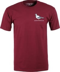 Anti-Hero Lil Pigeon T-Shirt - burgundy