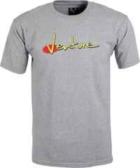 Venture 90s T-Shirt - athletic heather/red/yellow/black