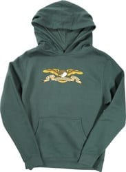 Anti-Hero Kids Eagle Hoodie - alpine green
