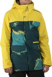 Burton Covert Insulated Jacket - 92 air/maize