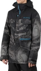 Burton Covert Insulated Jacket - low pressure/true black