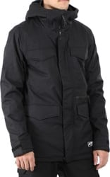 Burton Covert Insulated Jacket - true black