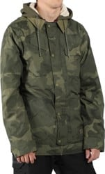 Burton Dunmore Insulated Jacket - worn camo
