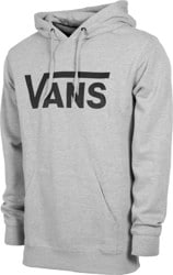 Vans VANS Classic II Hoodie - cement heather/black