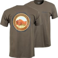 Pendleton National Parks T-Shirt - (badlands) brown heather