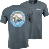 Pendleton National Parks T-Shirt - (crater lake) navy blue heather