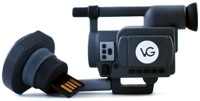 Video Videograss 32GB USB With All 12 VG Movies