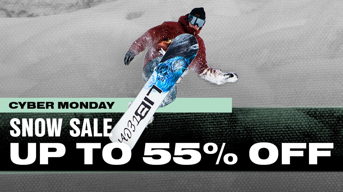 Cyber Monday Snowboard Deals