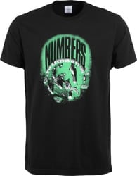 Numbers Edition Stonehenge T-Shirt - black