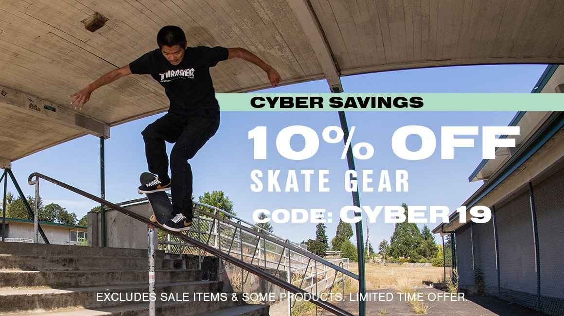 Skateboards, Skate Shoes and More