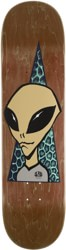 Alien Workshop Visitor 8.25 Skateboard Deck - brown