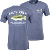 Salty Crew Bigmouth T-Shirt - navy heather