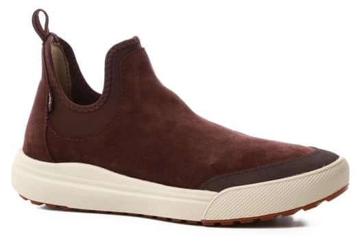 Vans Women's Ultrarange 3D Chelsea Mid Shoes - (mte) suede/dark brown - view large