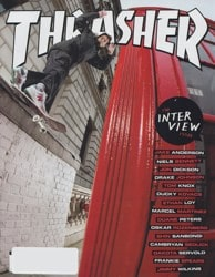 Thrasher February 2020 Skate Magazine