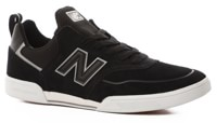 New Balance Numeric 288 Sport Skate Shoes - black/white
