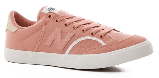 New Balance Numeric 212 Skate Shoes - peach/white - view large