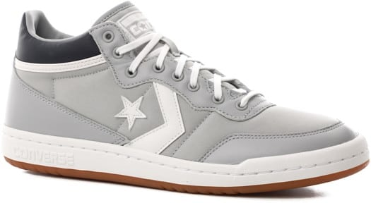 Converse Fastbreak Pro Skate Shoes - wolf grey/obsidian/white - view large
