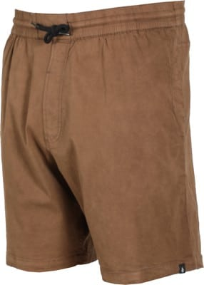 Volcom Steppen EW Shorts - vintage brown - view large