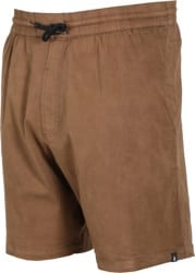 Volcom Steppen EW Shorts - vintage brown