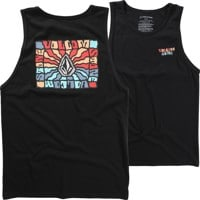 Volcom Day Waves Tank - black