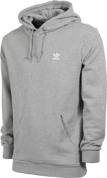 Adidas Essential Hoodie - medium grey heather