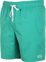 RVCA Opposites Elastic Boardshorts - vintage green