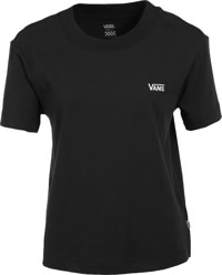 Vans Women's Junior V Boxy T-Shirt - black