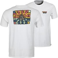 Volcom Day Waves T-Shirt - white